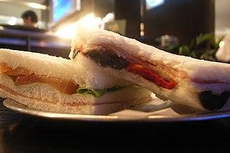 Sandwiches de miga - Image: Sandwiches de Miga