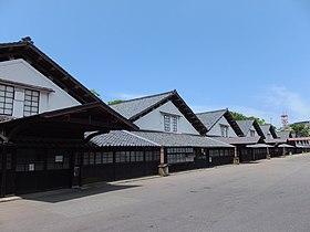 Sankyo Warehouse in Sakata, Yamagata, 16 June 2013, 02.jpg
