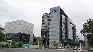 Sanlih E-Television - SETTV building in Neihu, Taipei