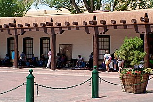 Santa Fe Palace of the Governors.JPG