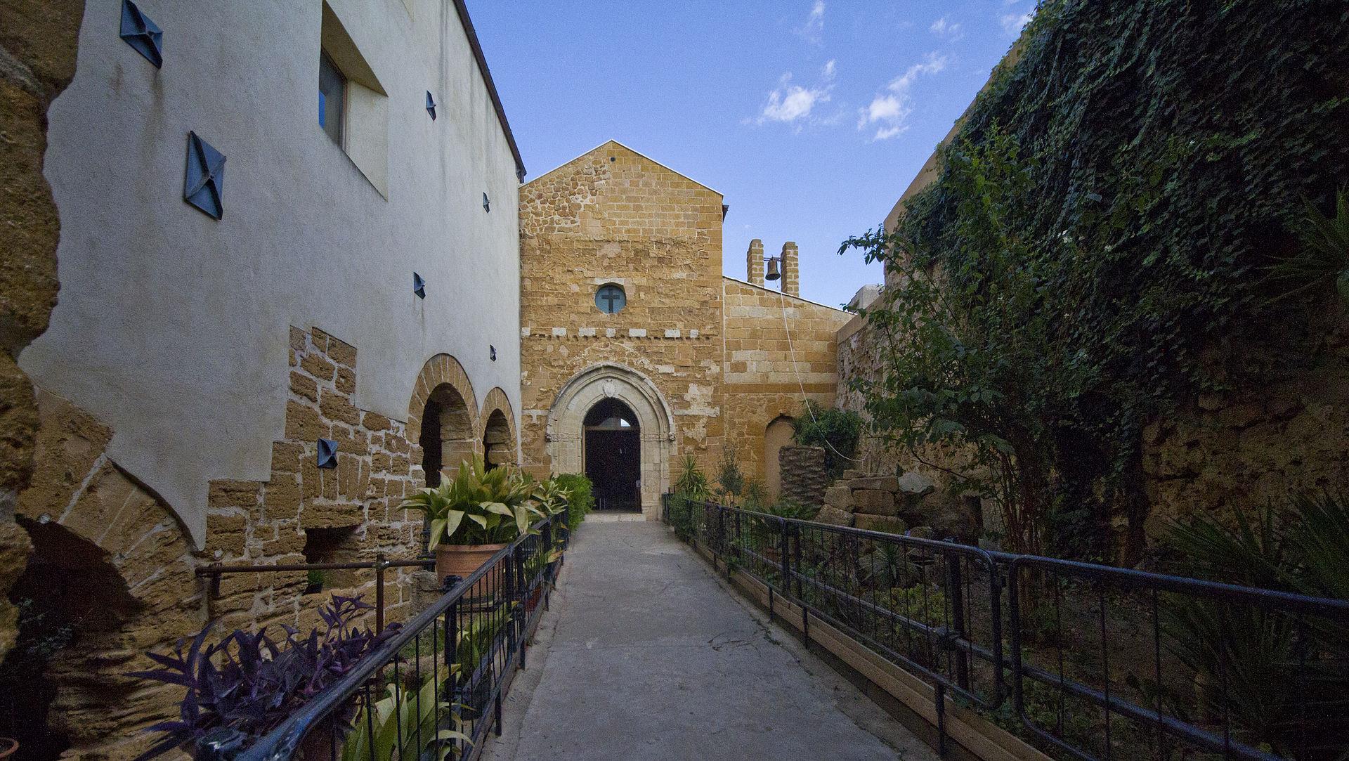Santa Maria dei Greci, Agrigento AG, Italy.jpg