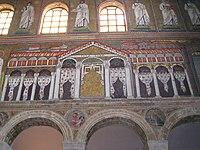 Loggia wikipedia for Architecture byzantine definition