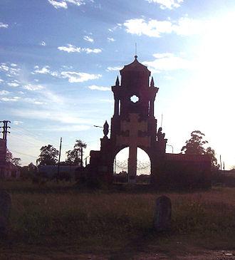 Santo Tomé, Corrientes - Gates of the city