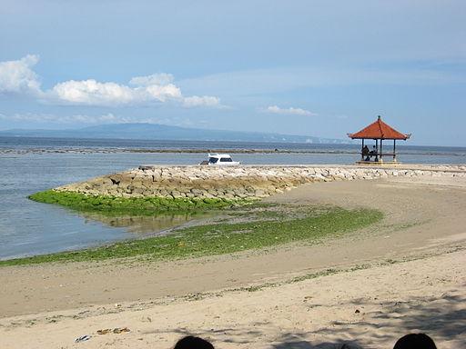 Sanur Beach, Bali, in 2012 01