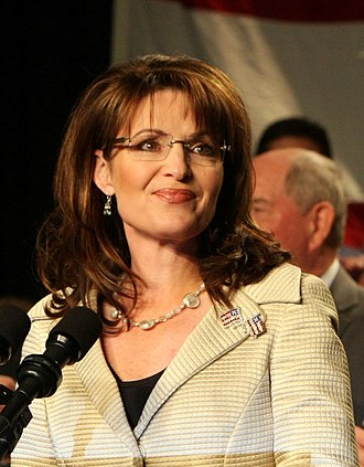 Women in conservatism in the United States - Sarah Palin