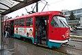 Sarajevo Tram-206 Line-3 2011-10-21 (2).jpg