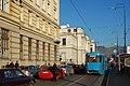 Sarajevo Tram-266 Line-3 2013-11-07.jpg