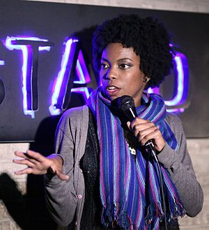 Sasheer Zamata - Zamata in December 2016