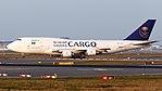Saudia Cargo Boeing 747-400F (TC-ACF) at Frankfurt Airport.jpg