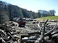 Sawmill on Drummuir Estate. - geograph.org.uk - 162280.jpg