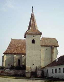 Saxon Fortified Church in Velt.JPG