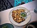 Scallion Pancake, Hazelnut Pesto.jpg