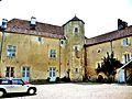 Scey-sur-Saône. Ancien hôtel particulier avec tourelle. 2015-06-26.JPG