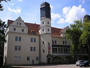 Anhalt-Köthen - Köthen Castle