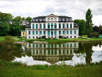 William VIII, Landgrave of Hesse-Kassel - Image: Schloss Wilhelmsthal Wilhelmsthal