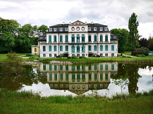 Schloss Wilhelmsthal - Wilhelmsthal