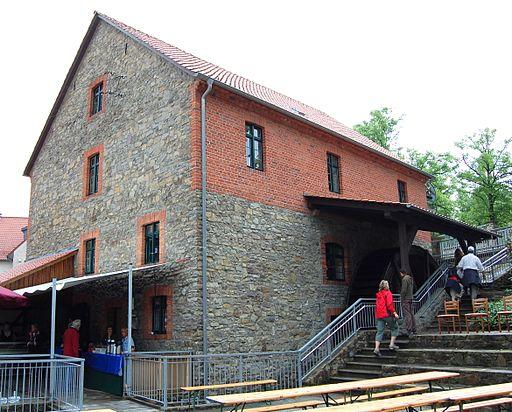 Schlossmühle Flechtingen