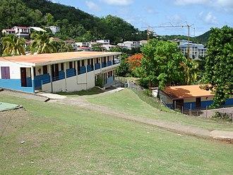 Le Marin - Image: School of Marin