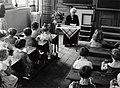 Schoolklas begin jaren '50 - Dutch classroom around 1950 (3916313892).jpg