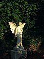 Schutzengel von Oliver Hasenfratz Bergfriedhof Heidelberg.JPG