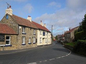 Scotton, Harrogate - Image: Scotton, North Yorkshire