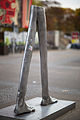 Sculpture Rainer Kriester Mehringplatz Kreuzberg Berlin Germany 02.jpg