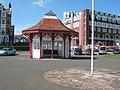 Seafront shelter - geograph.org.uk - 1357778.jpg