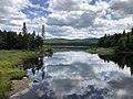 Second Connecticut Lake in August 2019.jpg