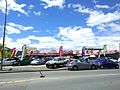 Secondhand car yard in Braddon October 2016.jpg