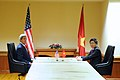 Secretary Kerry, Vietnamese Foreign Minister Minh Prepare To Sign Agreement (10184834576).jpg