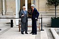 Secretary Kerry Holds a One-on-One Discussion With U.N. Special Representative Brahimi (11930187334).jpg