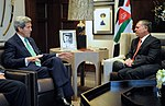 File:Secretary Kerry Speaks With Jordanian King Abdullah II in Amman (10723679745).jpg