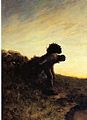 Segantini Die letzte Mühe des Tages 1884.jpg