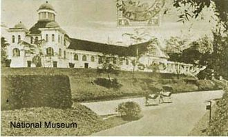 National Museum (Malaysia) - The old Selangor Museum