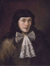Self-Portrait, by Alessandro Magnasco, called il Lissandrino (Genoa 1667-1749).jpg