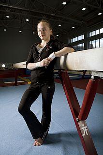 Ksenia Semyonova Russian gymnast