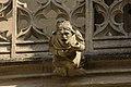 Semur en Auxois-Collégiale Notre-Dame-Gargouille du Narthex 1-20110304.jpg