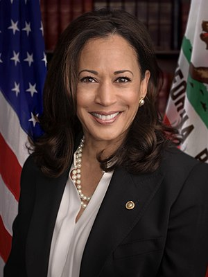 United States congressional delegations from California - Senator Kamala Harris (D)