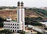 Senegal Grande Mosquee de Ouakam 800x600