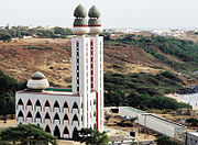Grande Mosquee de Ouakam, Senegal