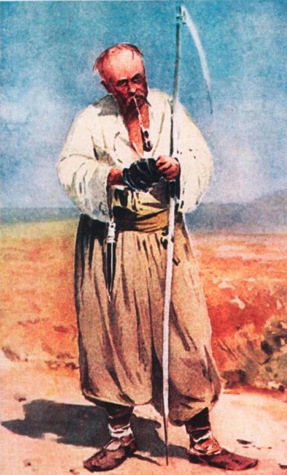 Sergiy Vasylkivskiy- Cossack 2