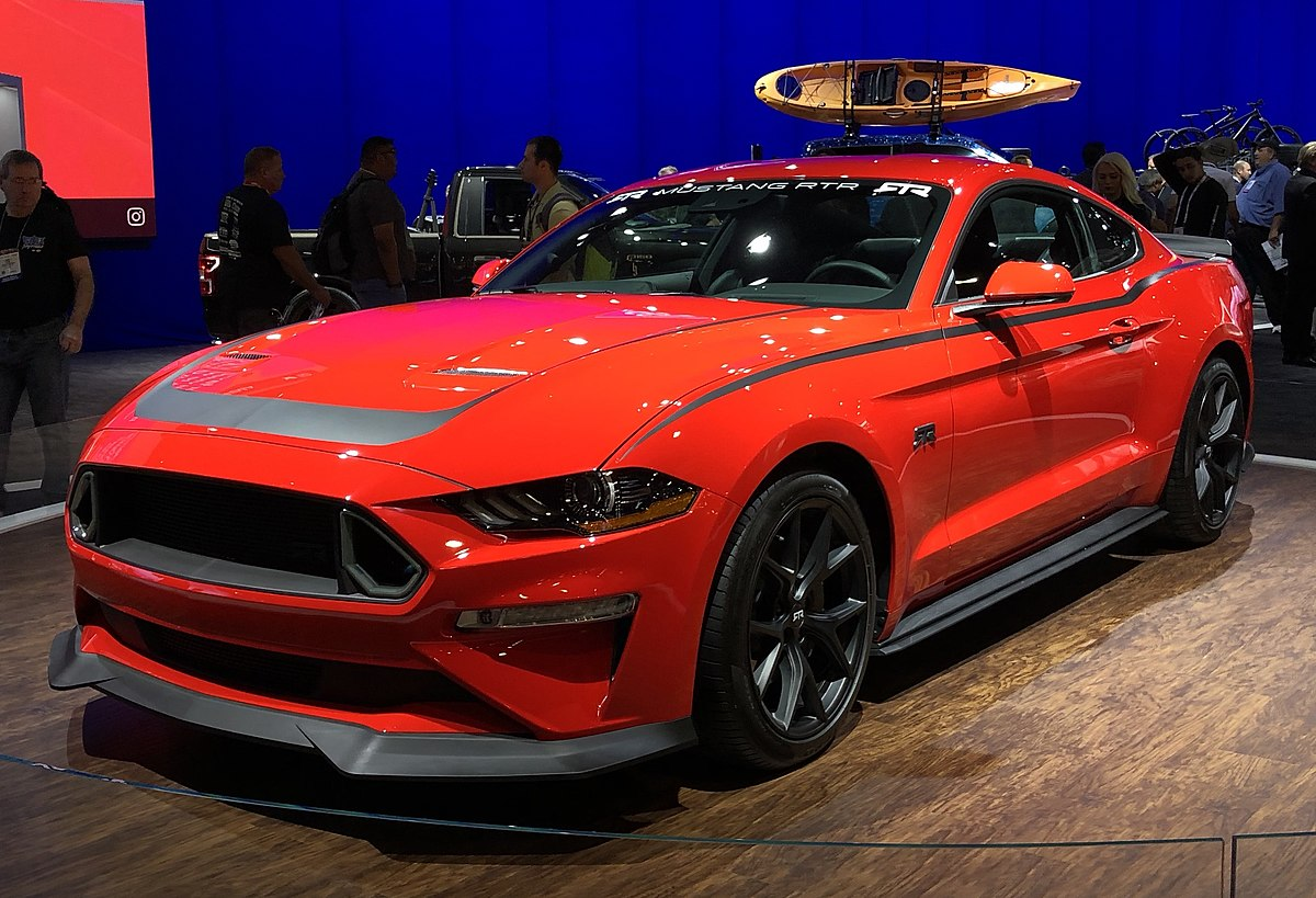 ford mustang rtr wikipedia. Black Bedroom Furniture Sets. Home Design Ideas