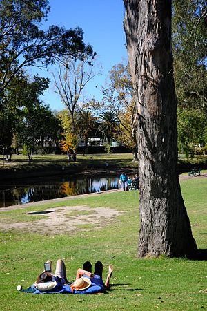 Euroa - Seven Creeks Park Euroa