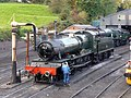 Severn Valley Railway - repairs in hand (geograph 4746383).jpg
