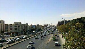 Seyed Khandan - Image: Seyed Khandan bridge