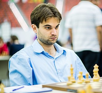 U.S. Chess Championship - Sam Shankland, the current US champion
