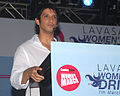 Sharman Joshi at the Lavasa Women's Drive.jpg