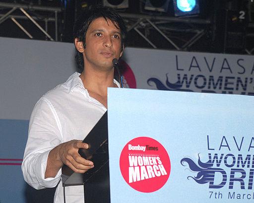 Sharman Joshi at the Lavasa Women's Drive