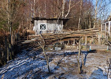 Shed in Dalskogens allotments.jpg