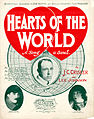 Sheet music cover - HEARTS OF THE WORLD (1918).jpg